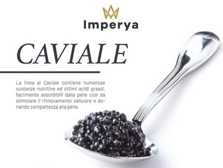Imperya: Linea prodotti al Caviale