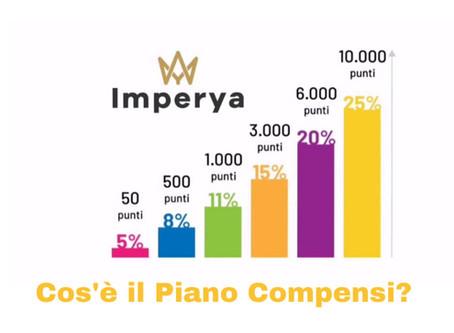 Piano compensi Imperya