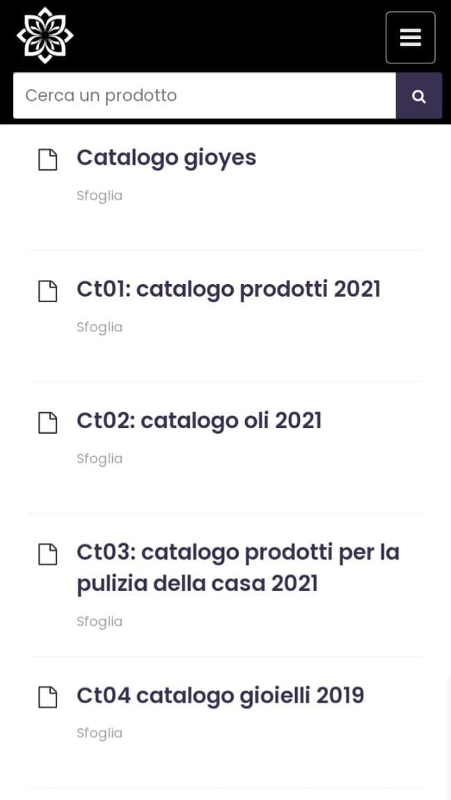 Cataloghi Chogan Online