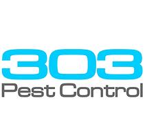 303 pest control logo