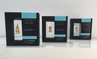 tiny sparks packaging