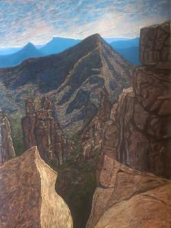 'Valley of Desolation'