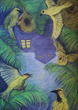 'Golden Birds'