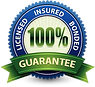 Insured bonded and insured junk removal
