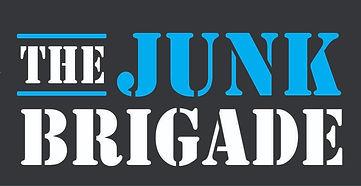 the junk brigade junk removal inc logo