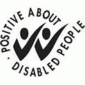 photo positive about disabled people log