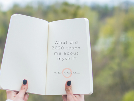 20 Prompts to Wrap Up 2020: What Did This Year Teach Me about Myself?