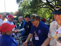 WW II Veterans