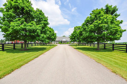 Estate entry