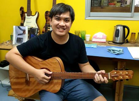 Make a guitar for myself - Class #191203