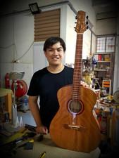 Guitar Making Class