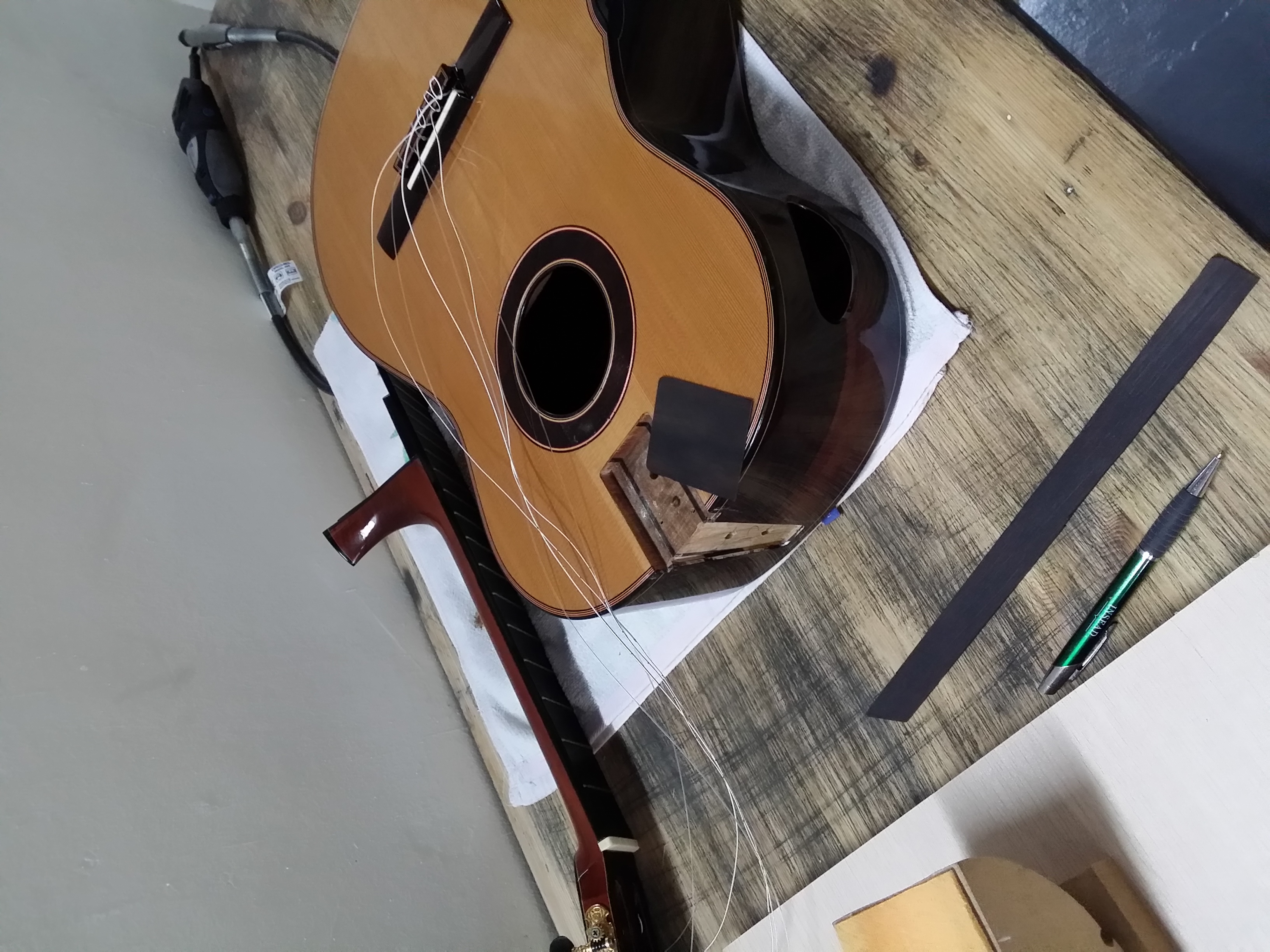 Guitar Services - Acoustic Guitars