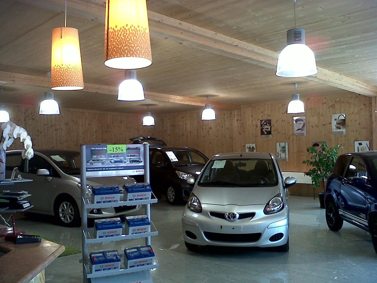 Garage Pralon