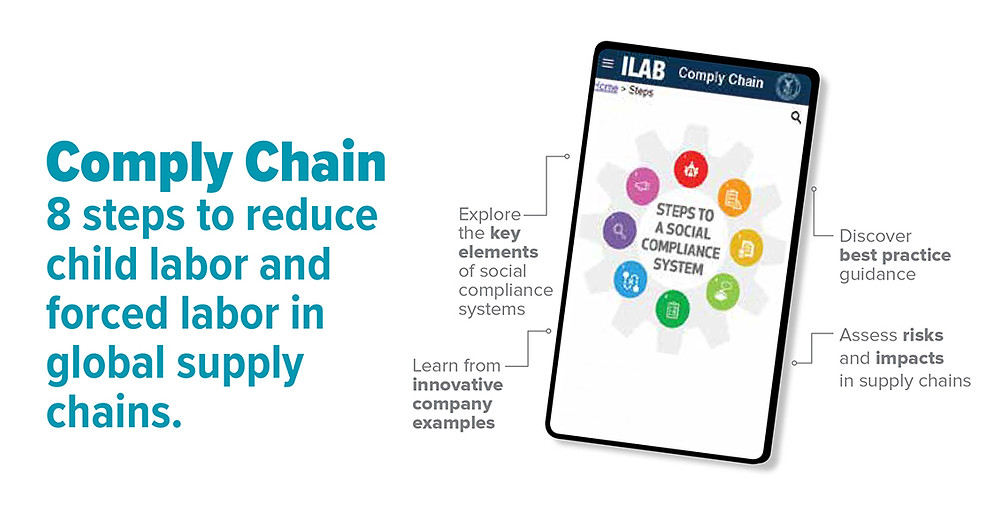 Comply Chain by the US Department of Labor