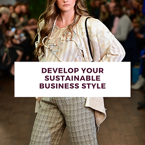 Adalinda's New Program aimed to develop your sustainable business style