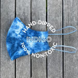 Groceries Apparel Hand-Dipped Indigo 100% Non-Toxic