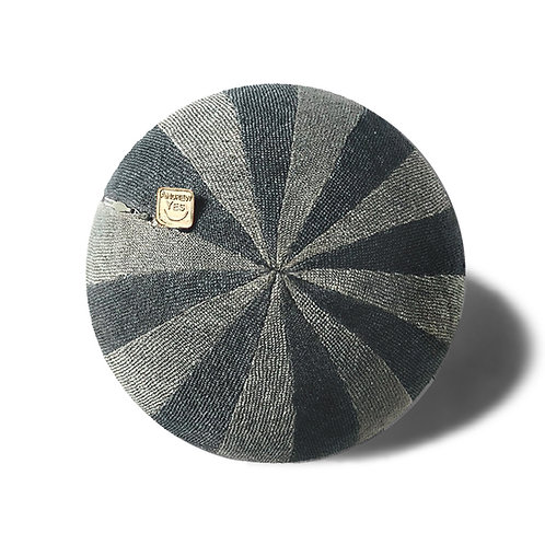 Lucky Charm Grey Pillow Ball