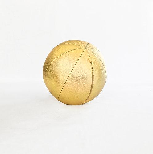 Gold Pillow Ball