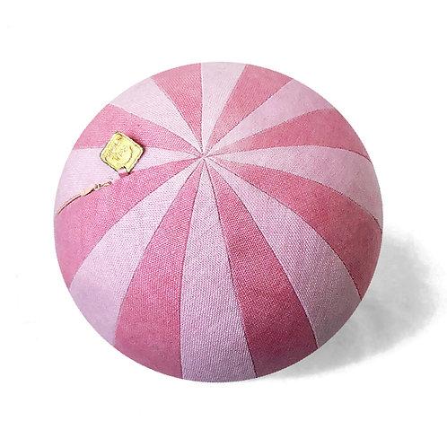 Pinwheel Pink Pillow Ball
