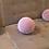 Thumbnail: Pink Velvet Pillow Ball