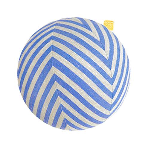 Stars & Stripes Pillow  Ball / Blue
