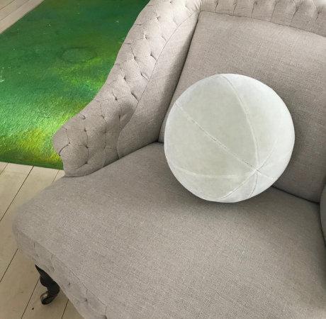 Celadon Pillow Ball