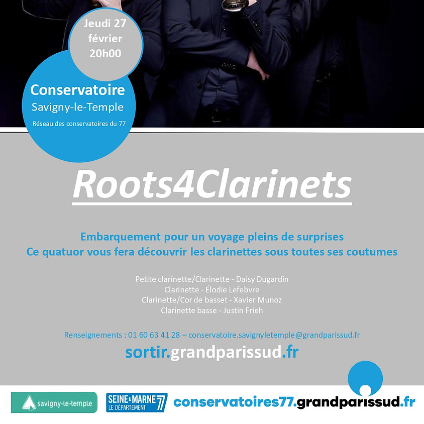 Concert au conservatoire de Savigny-le-Temple