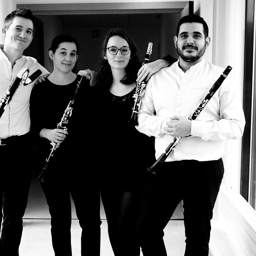 Concert à l'école Intercommunale Vosges Méridionales (Remiremont)