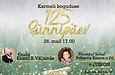 Karmeli koguduse 125. sünnipäev