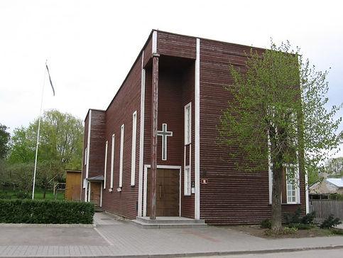 Karmeli koguduse vana hoone