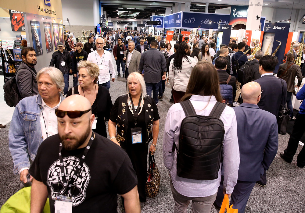 Photo Credit : 'Jesse Grant/Getty Images for NAMM