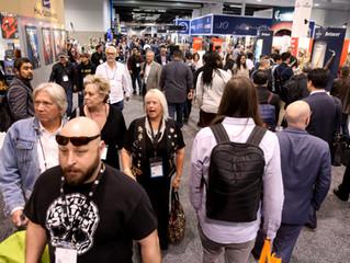 Massive Hordes Converge in Anaheim – NAMM 2018