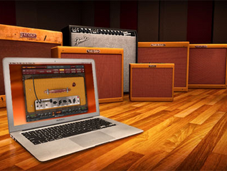 IK Multimedia and Fender® announce  Fender Collection 2 for AmpliTube - Mac/PC