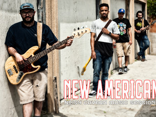 """""""New American"""" leaves their mark with style!"""