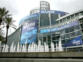 NAMM 2021, or some sort of rendition.