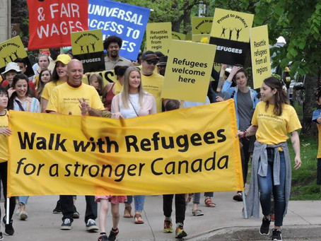 The Canada-US border is now open to some refugee claimants
