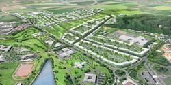 Le Parc du Technopôle de Metz