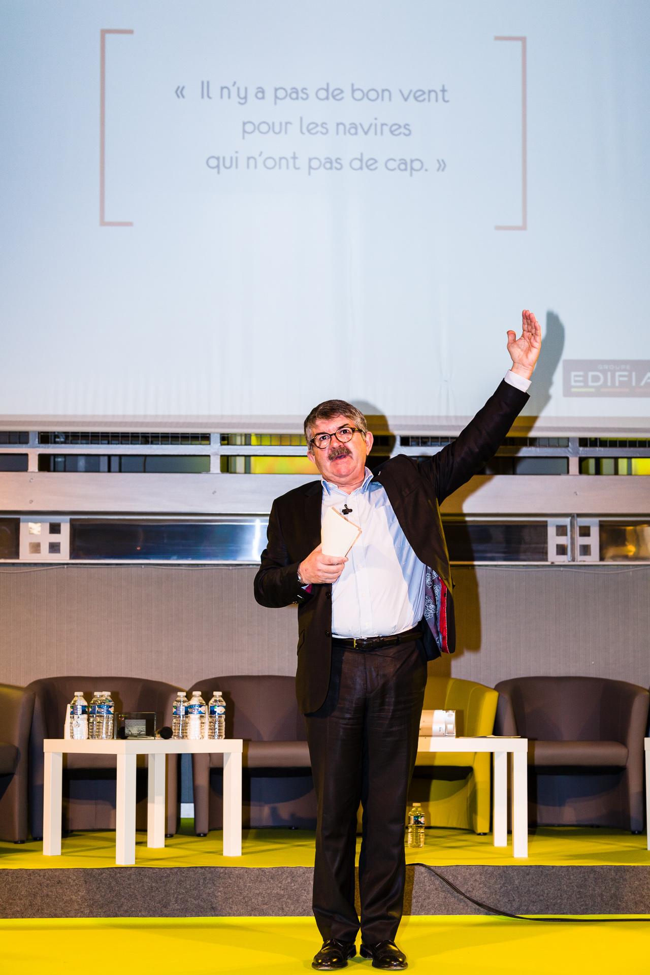 Conférence Hervé Gougeon au Cescom