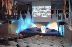 Des Salles de conférences