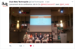 Annonce Club Metz Technopôle