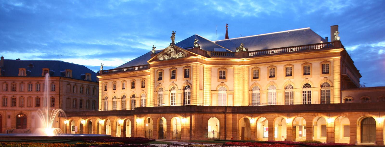 L'Opéra Théâtre à Metz