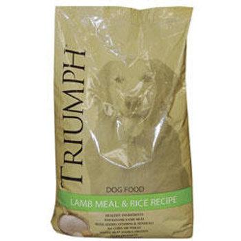 Triumph Canine Lamb & Rice 40 lbs.