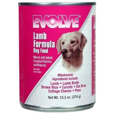 Triumph Evolve Canine Can: Lamb
