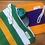 Thumbnail: Tourney Upcycled Hockey Sock Bag