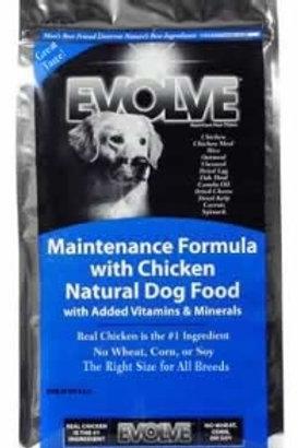 Evolve Chicken & Rice 30 lbs.