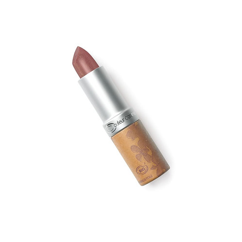 Couleur Caramel Pearly Hibiscus Lipstick N°243