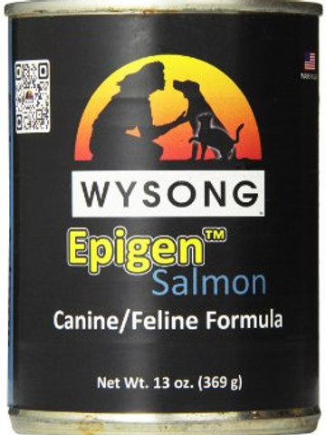 Wysong Epigen Salmon: canine/feline formula