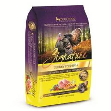 Zignature Turkey Formula  27 lbs.