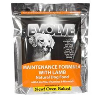 Evolve Canine Maintenance - Lamb 28 lbs.