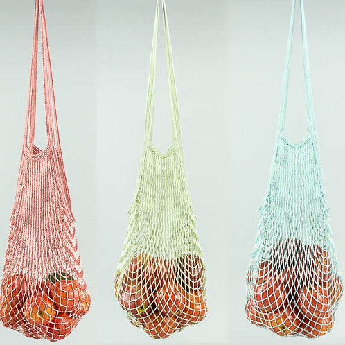 Organic Hygge String Bag Set